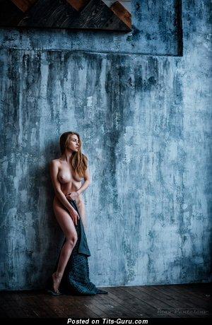Fia Meos - Gorgeous Babe with Gorgeous Naked Mid Size Jugs (Hd Xxx Photoshoot)