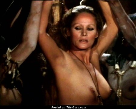 Claudia Cardinale: naked asian red hair with medium natural boob picture