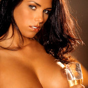Janine Habeck - nice female with big tittys photo
