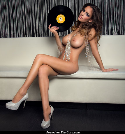 Good-Looking Nude Brunette (Hd Xxx Pix)