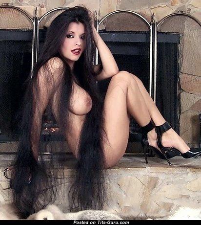Foxy Anya - Stunning Naked Red Hair Babe (Porn Pix)