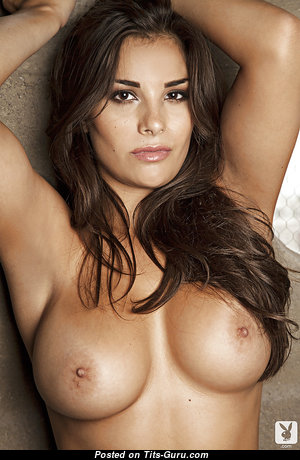 The Best Undressed Brunette Babe (Porn Image)