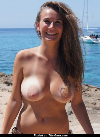 Adorable Babe with Awesome Nude Real Soft Busts (Hd 18+ Photo)