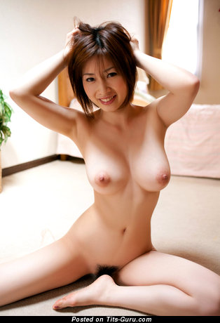 Image. Saki Okuda - nude asian with big natural boobs picture