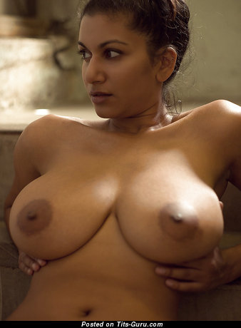 Image. Nude latina with big natural tittes image