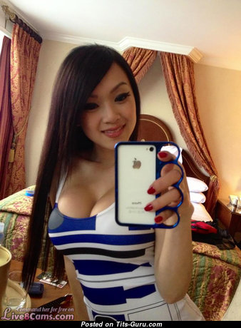 The Best Nude Asian Babe in Lingerie (on Public Selfie Hd Xxx Pix)