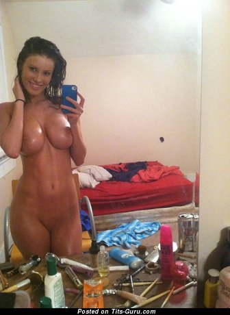 Image. Naked nice girl with big tittes pic