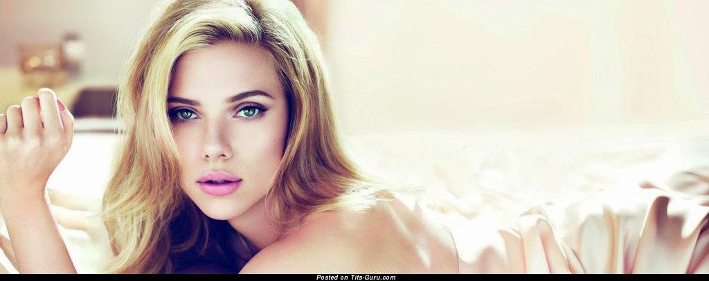 Real Scarlett Johansson Nude