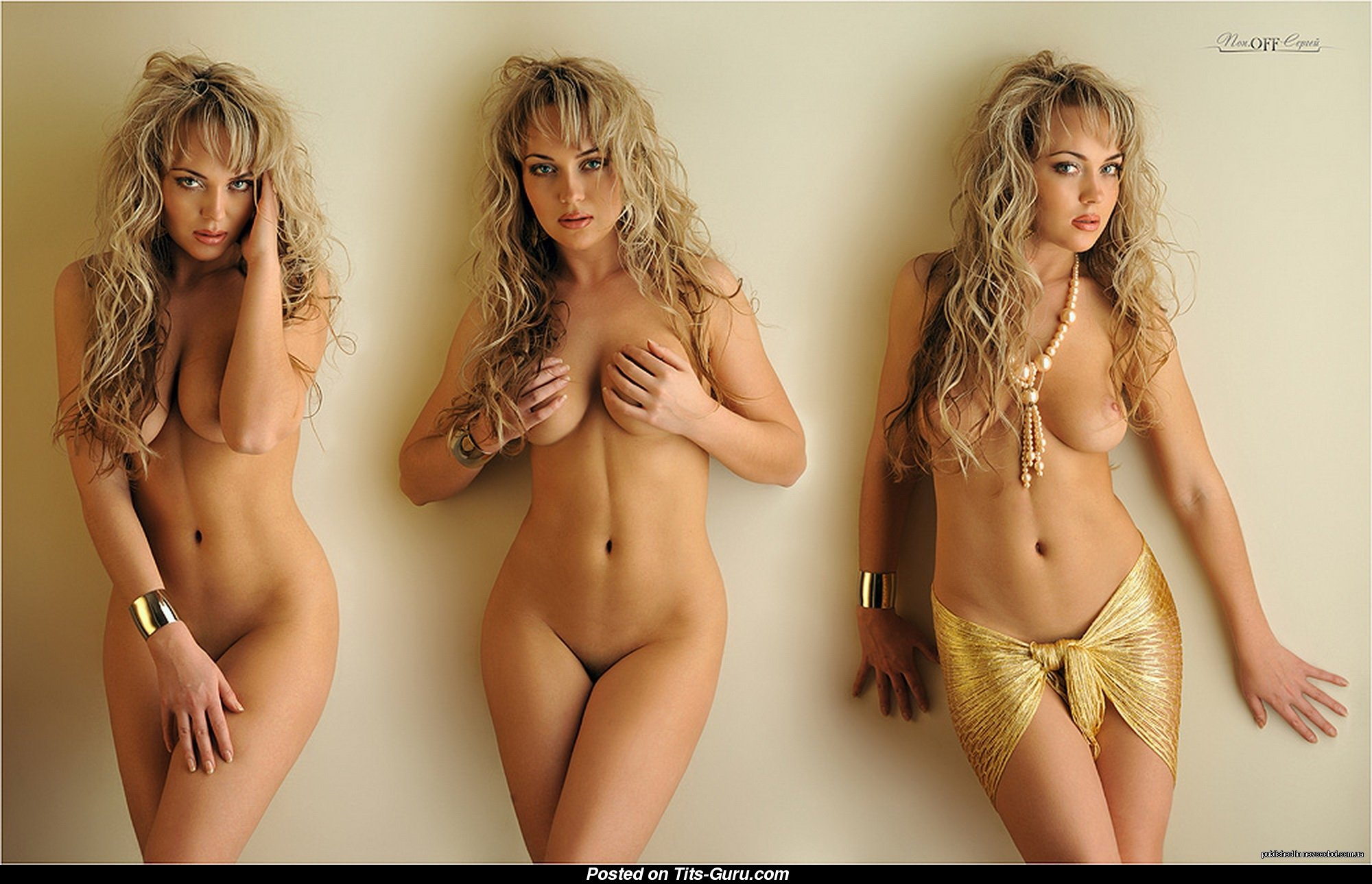Фото голеньких моделей