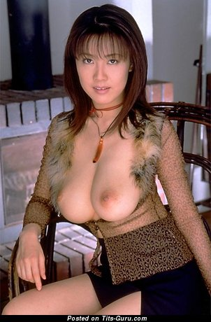 Image. Rei Hirona - nude amazing lady with big tits pic