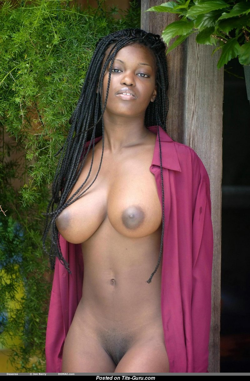 Ebony big nipples pics
