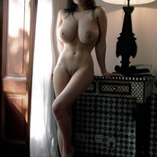 Amazing female with big breast pic