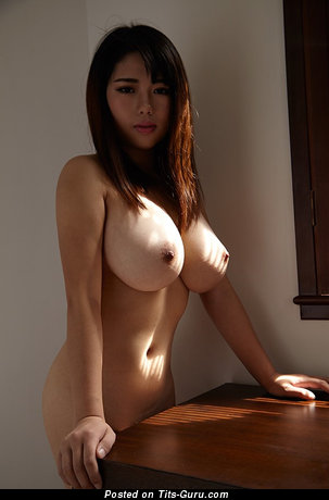 Image. Larisa - nude asian with big tots picture
