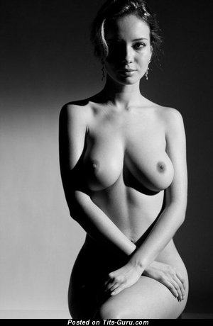 Image. Hot woman with big natural boobs photo