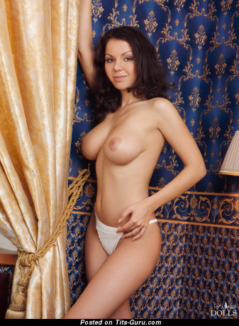 Image. Christina Schmidt - nude amazing woman with medium tittes photo