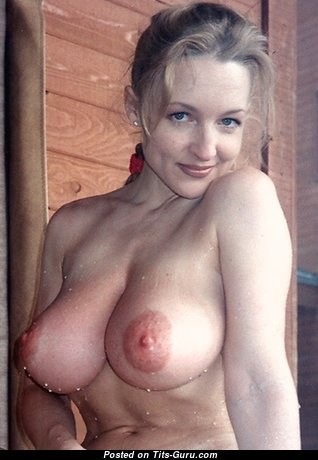 Danny Ashe - Cute Dish with Cute Open Natural Boobys & Big Nipples (Sexual Photoshoot)