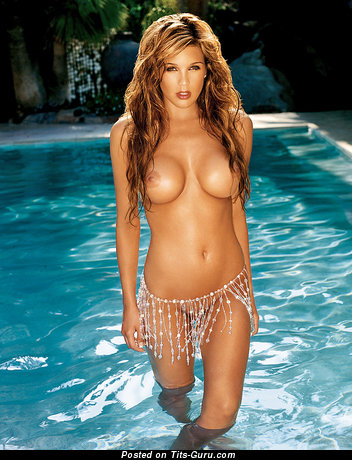 Image. Danielle Lloyd - nude wonderful woman with natural boobies pic