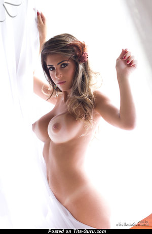 Paula Rebello - Cute Brazilian Lady with Cute Bare Firm Balloons (Hd Sex Picture)