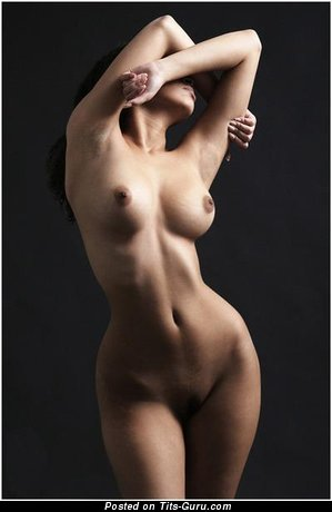 Image. Naked wonderful girl photo