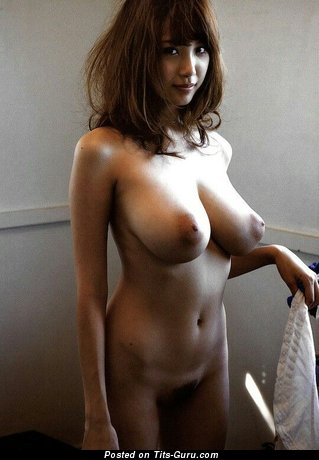Shion Utsunomiya - Delightful Japanese Gal with Delightful Nude Natural Full Tit (Sexual Pic)