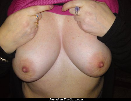 Image. Irishka - nude wonderful girl with big natural tots and big nipples photo