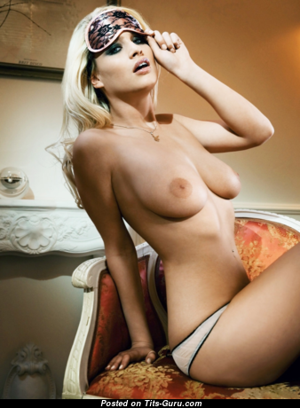 Anna-Maria Kagerer - Perfect Topless German Blonde with Perfect Nude Real Regular Tittys (Hd Xxx Image)