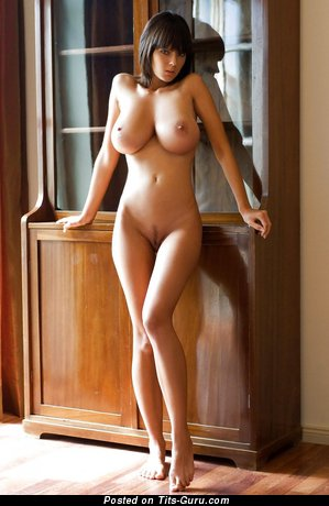 Image. Naked beautiful lady photo