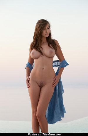 Image. Conny Carter - sexy topless hot lady pic