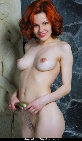 Image. Zarina - hot girl with medium natural boobies photo