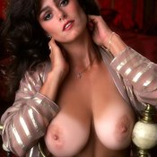 Karen Price - wonderful girl with natural breast vintage