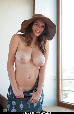 Image. Hot lady with natural boobs picture