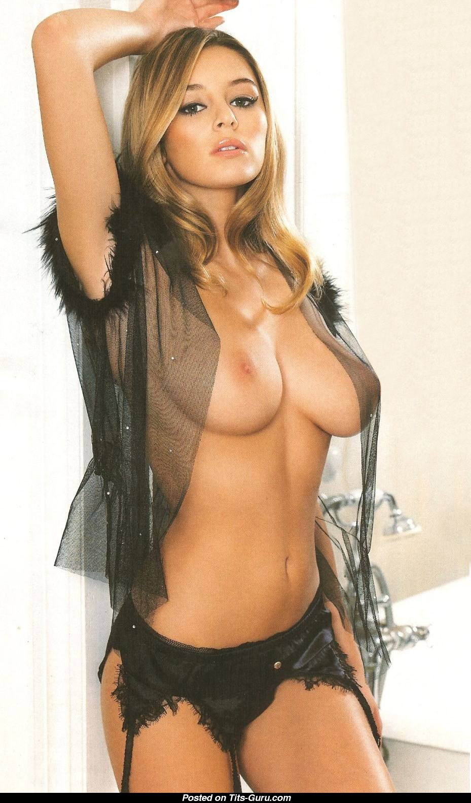 Naked pictures of keeley hazell