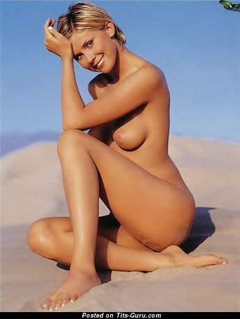 Image. Nude awesome woman with natural tots image