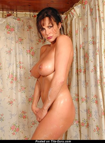 Image. Donna Ewin - naked wonderful woman with big natural breast photo