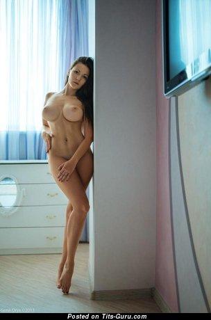 Image. Wonderful lady with big tits image