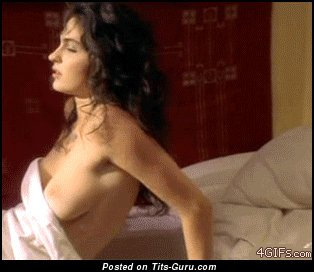 Image. Naked hot girl with big natural boobs gif