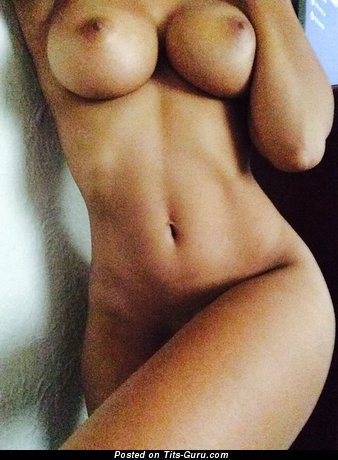 Image. Nude amazing female with big fake tittys picture