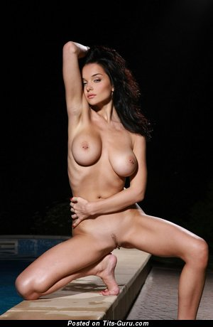 Image. Jenya D - naked nice lady with big boobies picture