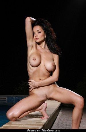 Image. Jenya D - naked wonderful woman with big tits pic