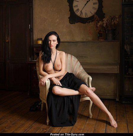 Image. Anastasia Martzipanova - amateur amazing girl with medium natural tittys image