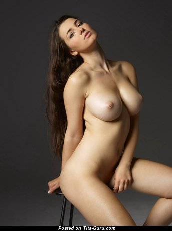 Image. Naked wonderful lady with big natural tittys picture