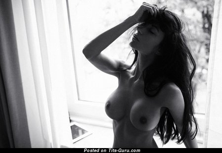Image. Diana Ha - naked awesome girl with big fake tits image