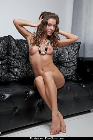 Image. Nice female with small natural tits image