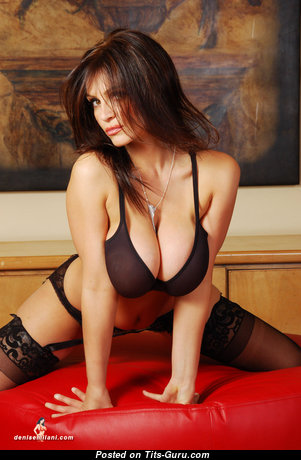 Денис - Sexy Unclothed Brunette in Stockings & Lingerie (Hd Sexual Photoshoot)
