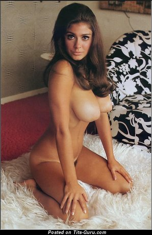 Image. Cynthia Myers - naked awesome girl with natural boob pic