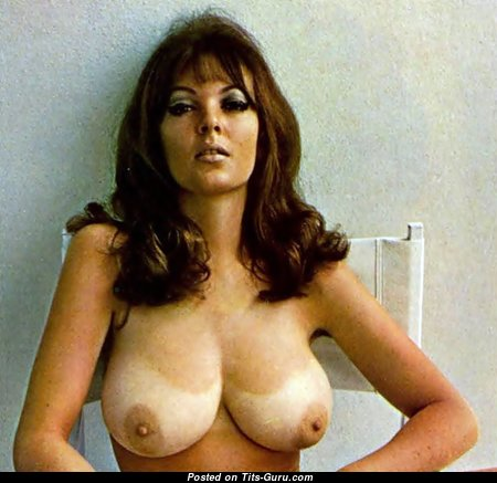 Avril Lund - Cute Brunette with Cute Defenseless Natural Dd Size Titty (18+ Photo)