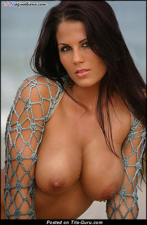 Image. Christine Marie Lemaster - naked brunette with big tits photo