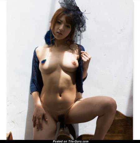 Shiori Kamisaki - Sexy Topless Asian Babe with Sexy Bare Natural Short Tittes (Hd Sex Photoshoot)