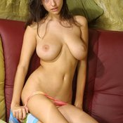 Felicity Fey - hot woman with big natural breast picture