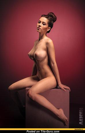 Ksenia Egorova - Stunning Undressed Babe & Girlfriend (18+ Wallpaper)